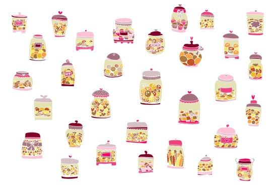Cookie Jar Art Print