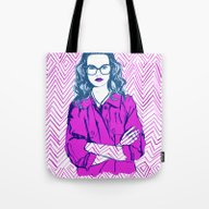 Mind Your Own Business Tote Bag