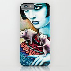 Diana and the Rats iPhone 6 Slim Case