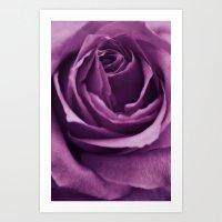 Romance III Art Print