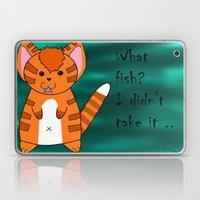 What fish ? Laptop & iPad Skin