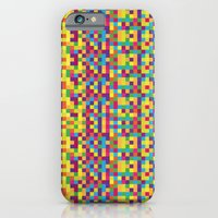 iPhone & iPod Case featuring Pixels by Amarillo