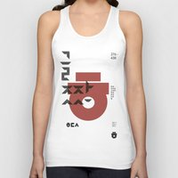 vol.3 nº1 Unisex Tank Top