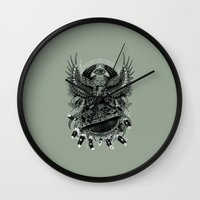 Dream Quest II Wall Clock
