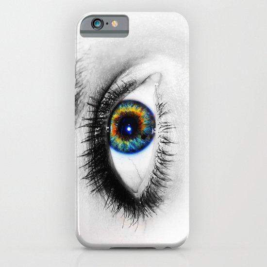 Sofies eye iPhone & iPod Case