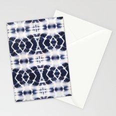 BOHOCHIC INDIGO DYE Stationery Cards