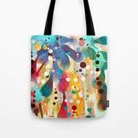 Tote Bag featuring Mulberry Jane by Tina Carroll