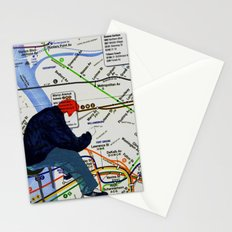 In the mix Stationery Cards