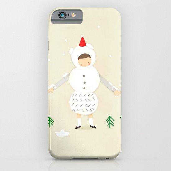 snow snow iPhone & iPod Case