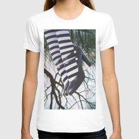 stripes T-shirts featuring Stripes by John Turck