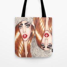 Furr Queen Tote Bag