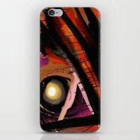 Desert Sun iPhone & iPod Skin