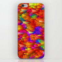 Blown Away iPhone & iPod Skin