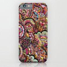 Her Hair - Les Fleur Edi… iPhone 6 Slim Case