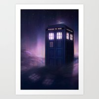 Where Do You Want To Sta… Art Print