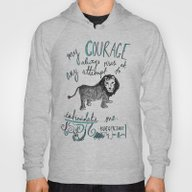 COURAGE: PRIDE AND PREJU… Hoody