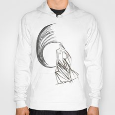 Angel under cover (home photo) Hoody