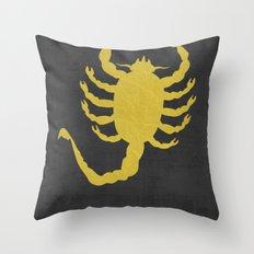 Drive - Minimalist Poster Throw Pillow