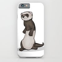 Wild Ferret iPhone 6 Slim Case