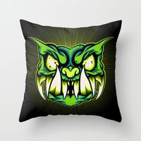 Orcy Throw Pillow