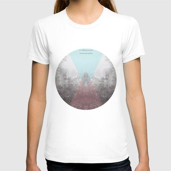 Hilltop Procession (ANALOG zine) T-shirt