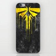 The Last Of Us Fireflies… iPhone & iPod Skin
