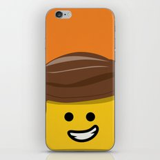 Brick Builder iPhone & iPod Skin