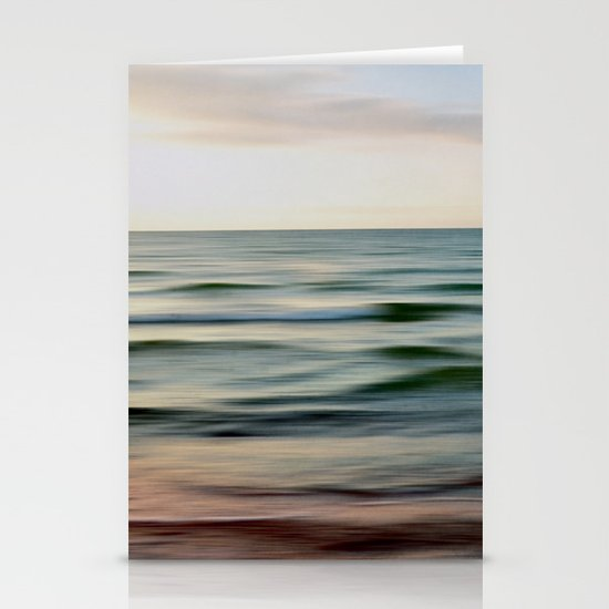 Sea of Love Stationery Card