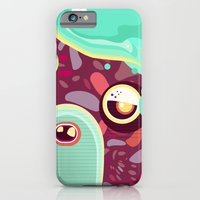 iPhone & iPod Case featuring Monster by Kami