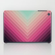 Robot Sunrise iPad Case