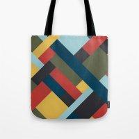 Abstrakt Adventure Tote Bag