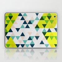 Triangles 1 Laptop & iPad Skin