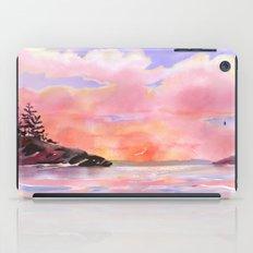 Pink Sky iPad Case