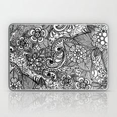 Flower Fountain Laptop & iPad Skin