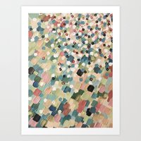 SWEPT AWAY 4 - Lovely Sh… Art Print