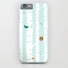 Trees iPhone 6s Slim Case