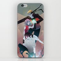 Nothing but Death iPhone & iPod Skin