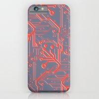1982 Red iPhone 6 Slim Case