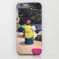iPhone & iPod Case featuring STAR CHART by Beth Hoeckel Collage & Design