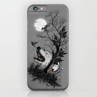 iPhone & iPod Case featuring Hide by nicebleed
