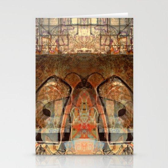 Ancient God I Stationery Card