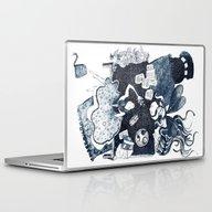 Fortune Teller  Laptop & iPad Skin