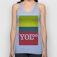 You Only Live Forever—Part III Unisex Tank Top
