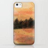 Horizonte Distante iPhone 5c Slim Case