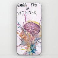 You Are Full of Wonder iPhone & iPod Skin
