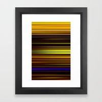 Accident Framed Art Print