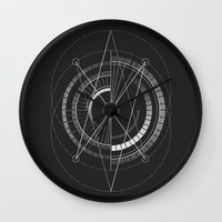 Optics  Wall Clock