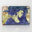 Lady of the Lake. iPad Case