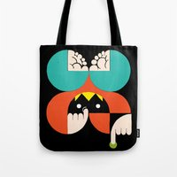 A Factory into my Nose Tote Bag