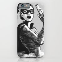Asian Hitgirl iPhone 6 Slim Case